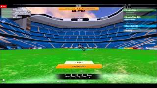 Roblox TS Professional Soccer 2012 Part 2