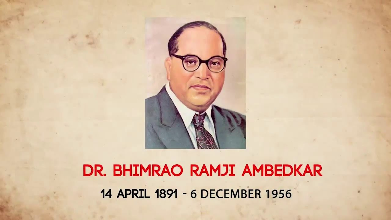 dr br ambedkar biography in kannada language