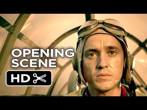 Against the Sun - Opening Scene (2015) - Tom Felton WWII Adventure HD