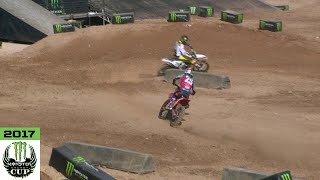 2017 monster energy cup musquin talks about the track and split start