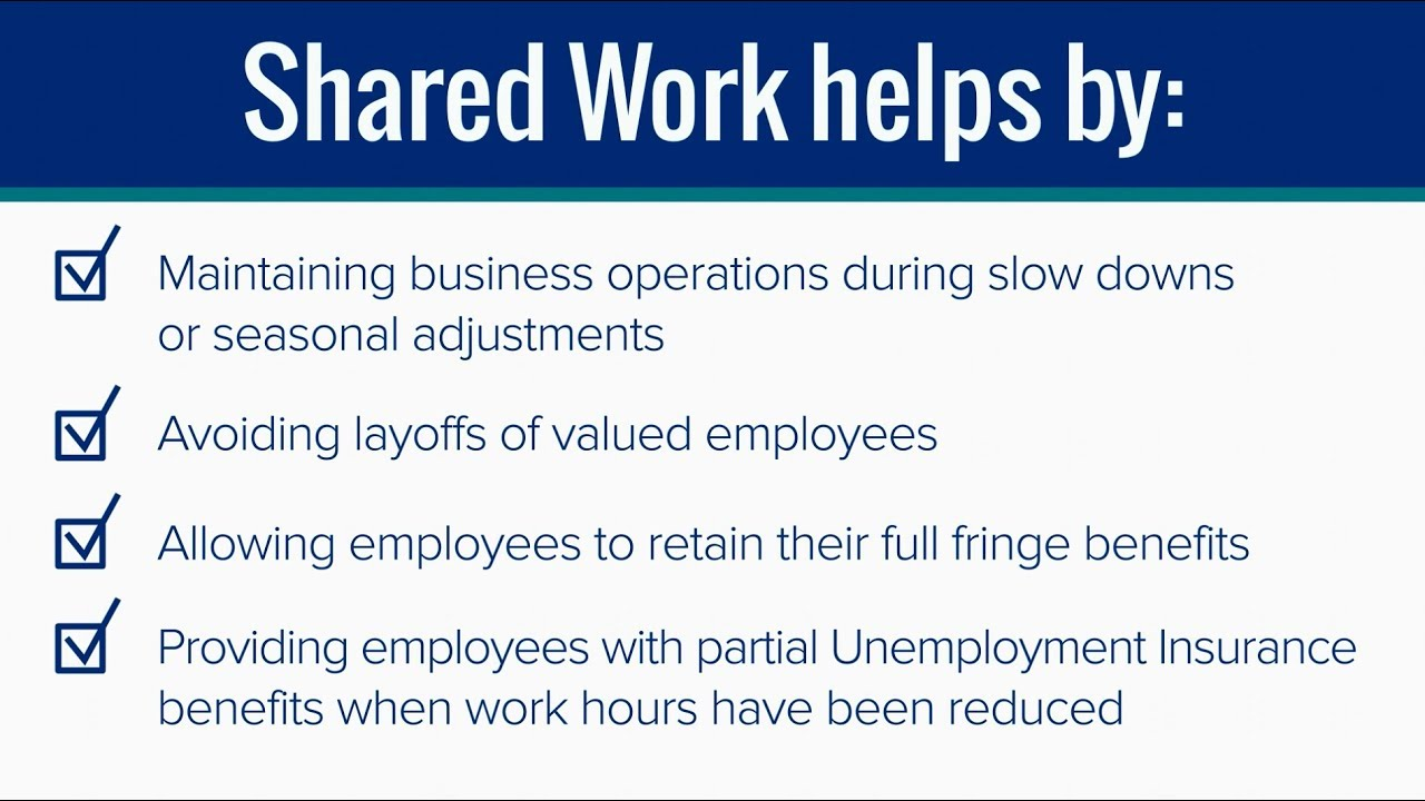 The Shared Work Program - New York State Department of Labor