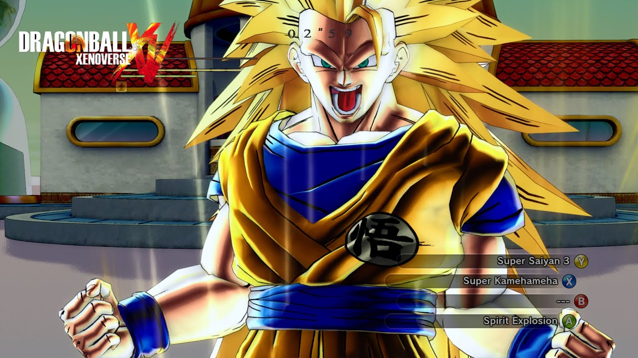 xenoverse 2 how to get human transformation