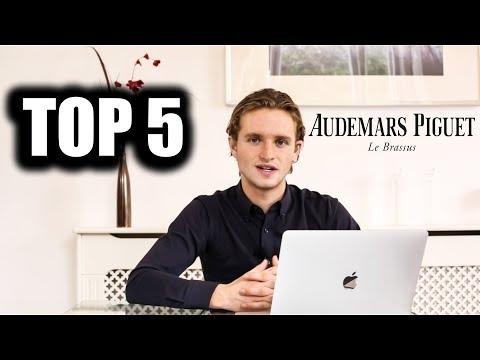 Top 5 - Audemars Piguet