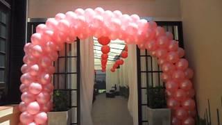 decoracion minnie mouse rosa y negro por graciela noemi sanabria 707 eventos