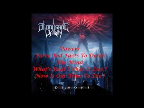 Bloodshot Dawn - Smoke And Mirrors Lyrics