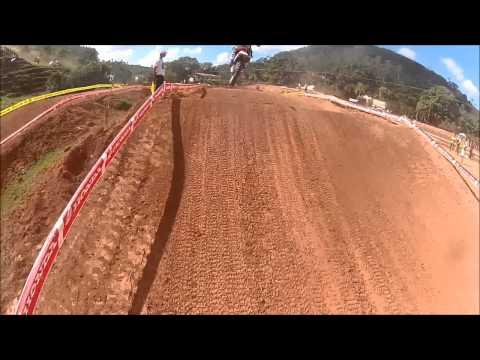 GoPro - Gelsinho #16 - 1ª Bateria - 9º Motocross de Panorama - Rio Bananal - ES