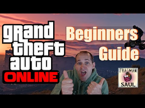 GTAV Online: Beginners guide to GTA Online
