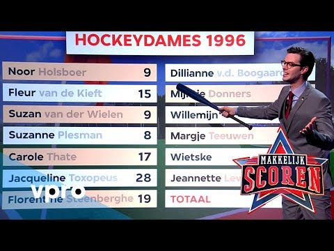 Is hockey nog elitair? - Makkelijk Scoren - Afl. 6