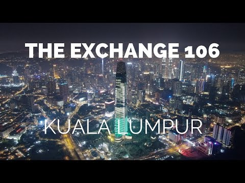 TRX Exchange 106 (Signature Tower) Kuala Lumpur