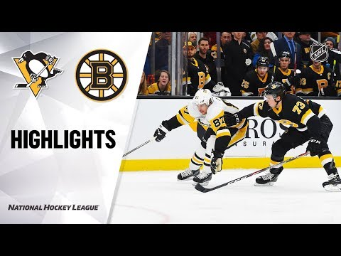 Sports Wrap with Ron Potesta - Bruins Turns Back Penguins