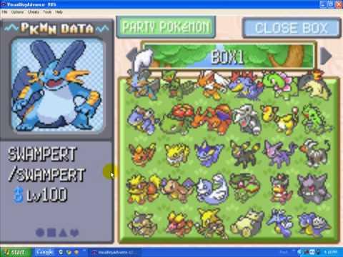Gba Emulator Cheats Pokemon Smaragd