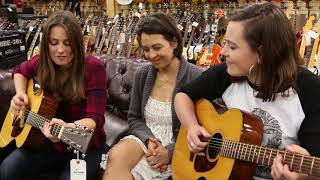 Baixar Mary Spender with Angela Petrilli and Jenny Pagliaro from Roses at Cigarettes