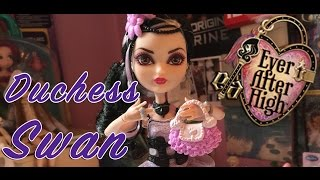 Duchess Swan - Ever After High - Review/ Recensione ***