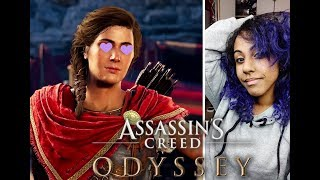 I want to play Assassin's Creed Odyssey