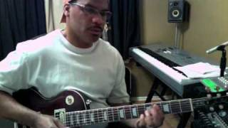 Soul Sista - Bilal (Chords on Guitar)