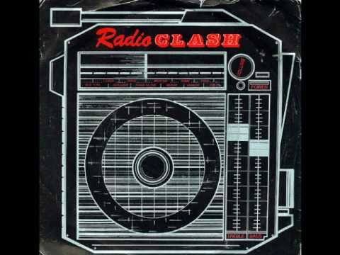 Radio Clash- The Clash (This Is Radio Clash B-side)