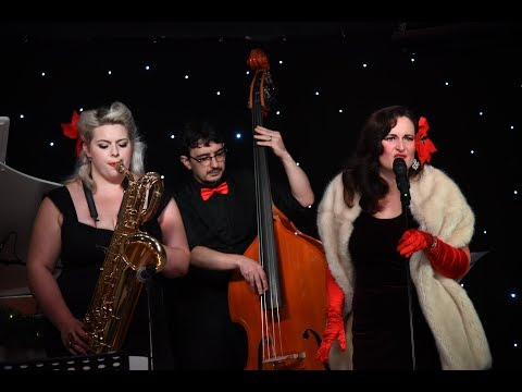 ALL I WANT For Christmas Is You ~ Speakeasy Swing Band