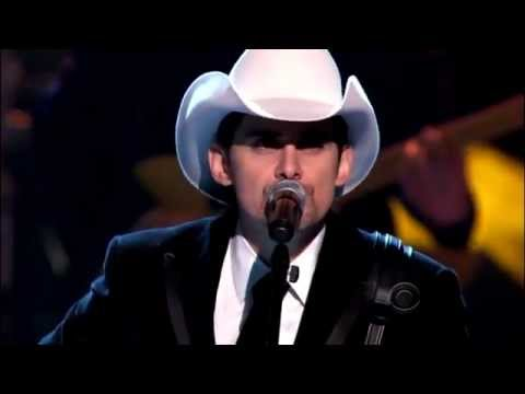 "Vince Gill & Brad Paisley - ""Workin' Man Blues"""