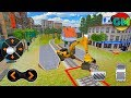 Indian Train City Drive Road Construction Sim | by Sablo Games | Android GamePlay HD