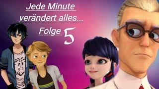 Jede Minute verändert alles...|Folge 5|Adoptiert|Miraculous story|German/Deutsch|