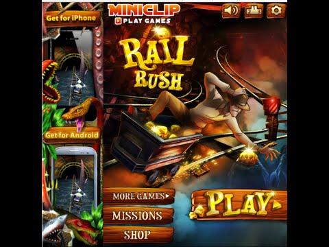 Rail Rush Worlds Heroes