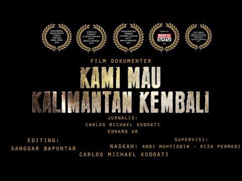 Dokumenter: Kami Mau Kalimantan Kembali #KitaBicara