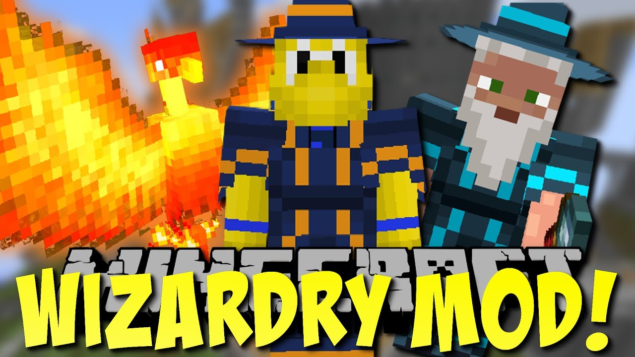 Electroblob's Wizardry - The expandable RPG magic mod [Minecraft 1 7