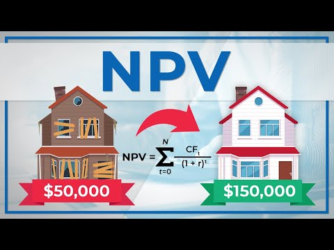 How to Calculate a Project's NPV?