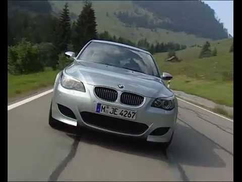2005 BMW M5 (E60) - YouTube