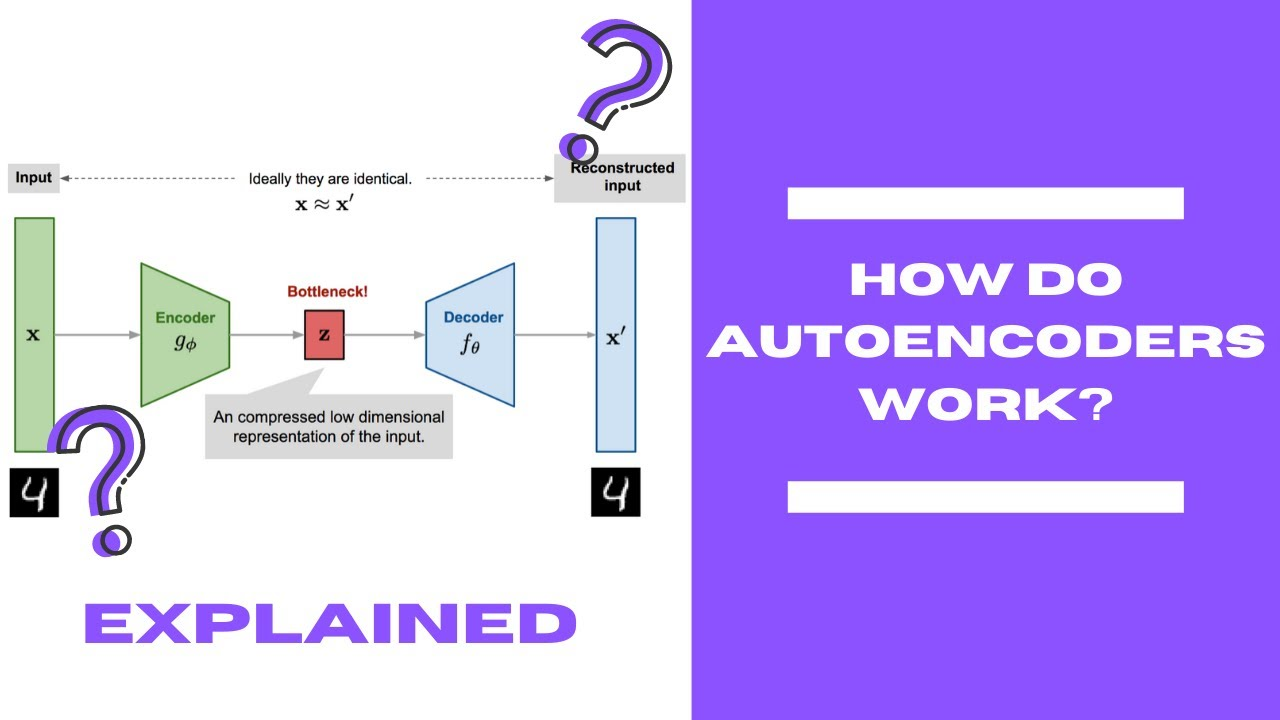 How Do Autoencoders Work?