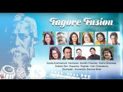 Tagore fusion | Hits of Rabindrsangeet fusion songs | Kavita , Hariharan , Sunidhi , Iman