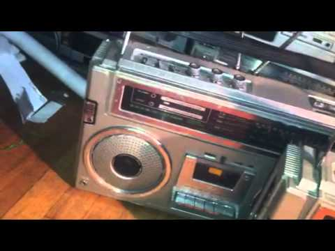 What better than one : Aimor ST-804FS2 Boomboxes : Two