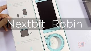 Nextbit Robin Cloud Storage Phone Unboxing & Overview 2017 Video