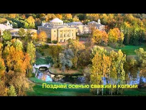 знакомства города павловска