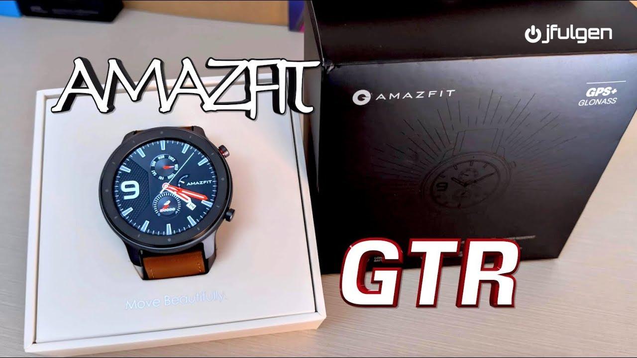 AmazFit GTR - Primeras Impresiones