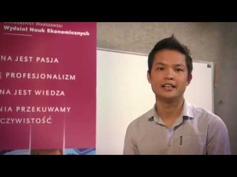 Learn why it is worth studying economics at University of Warsaw (Poland)