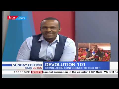 Kirinyaga County prepares to host the devolution conference