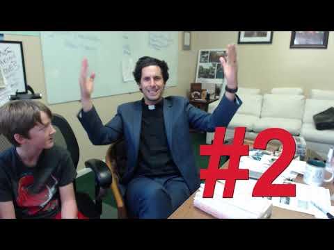 T3T: Egan The Editor Talks Backpacks, Baptisms, and... Bono???