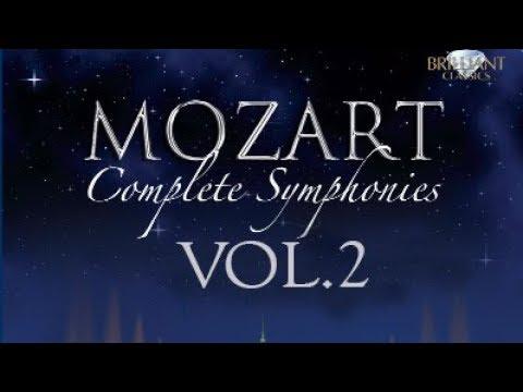 Mozart: Complete Symphonies Vol.2