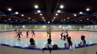 181130 Kamikaze v WRDJ l ローラーダービー | Roller Derby Japan