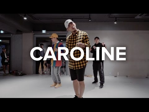 Caroline - Aminé / Ciz X Jason...