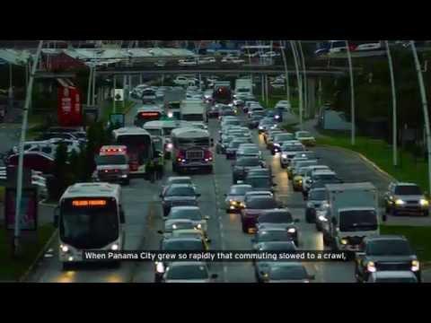 "Citi: Panama Metro: Connecting Communities 15"""