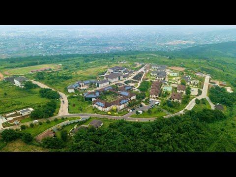 Ashesi Campus Tour (2020)