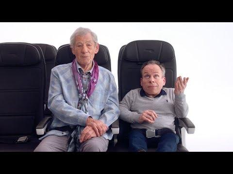 British Airways safety video - trailer