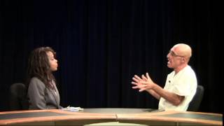 TV Interview Part 1: Opening your chakras and getting reiki energy to improve your health