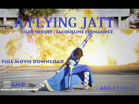 A Flying Jatt Full movie download - Tiger...