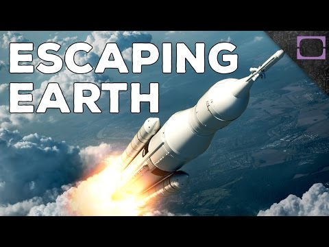 How Do We Launch Space Rockets?