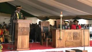 great zimbabwe university 2015 graduation ceremony 1