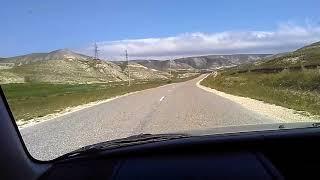 Дороги у с.Леваши, август 2018 | трасса Гуниб-Избербаш | Дагестан без стереотипов