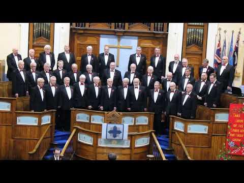 Felling Male Voice Choir singing Bui Doi